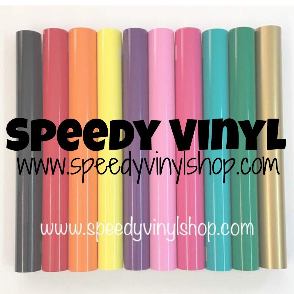 Printed HTV (Heat Transfer Vinyl) Info – Speedy Vinyl